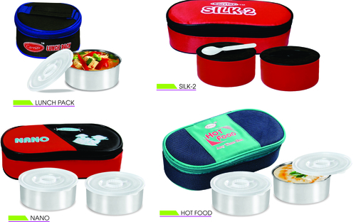 Single Lid Tiffin Box Set