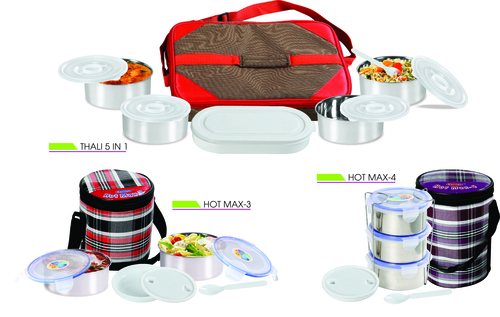 Office Insulated Lunch Box