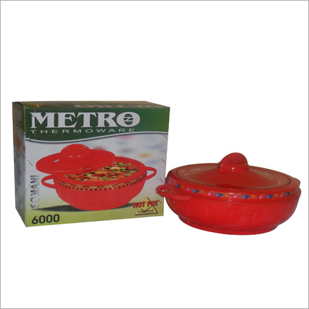Plastic Thermoware Hot Pot