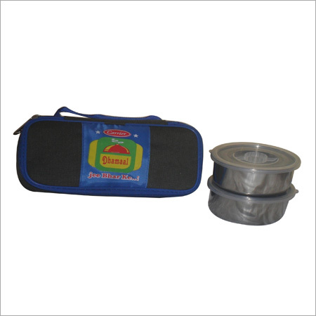 Plastic Insulated Lunch Box