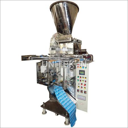 Multitrack Liquid Packing Machine
