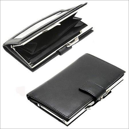 Leather Ladies Wallet