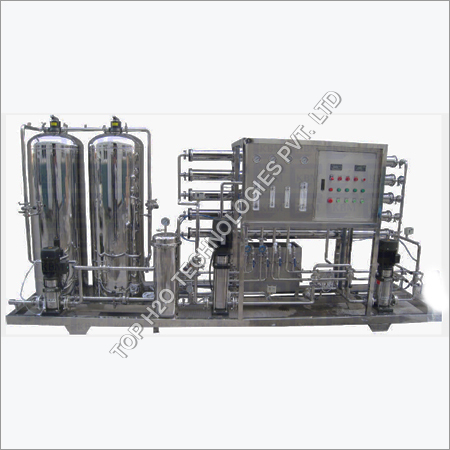Ultrafiltration Water Plant