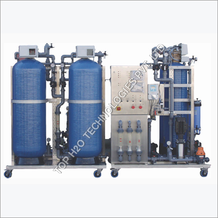 Ultara Filtration Water Treatment Plant