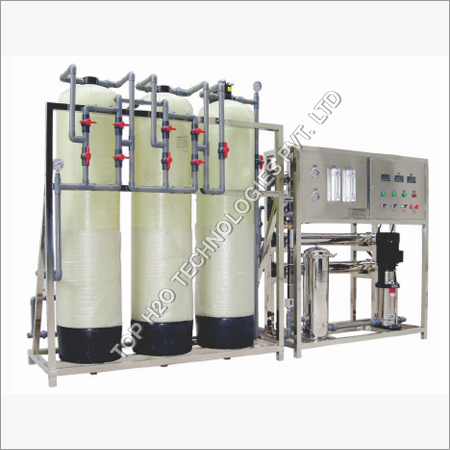 Ultra Violate Water Treatment Plant
