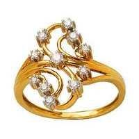 Ag Real Diamond GLAMORUS DESIRE FASHION DIAMOND RING AGSR0187