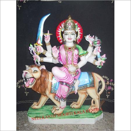 Lord Durga Statue