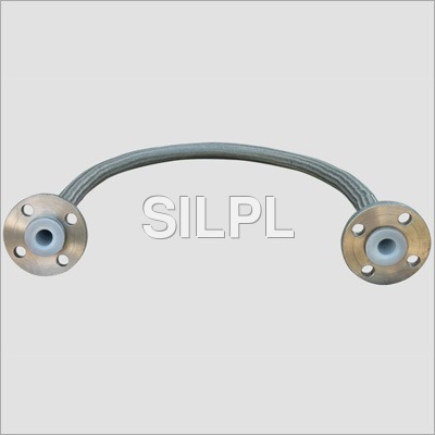 PTFE Lined Flexible Hose Pipe