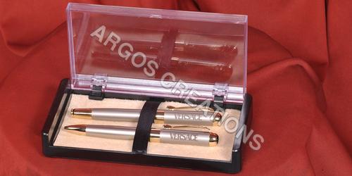 Versace Metal Pen set.