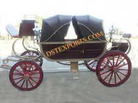 WEDDING ROYAL HORSE CARRIAGE