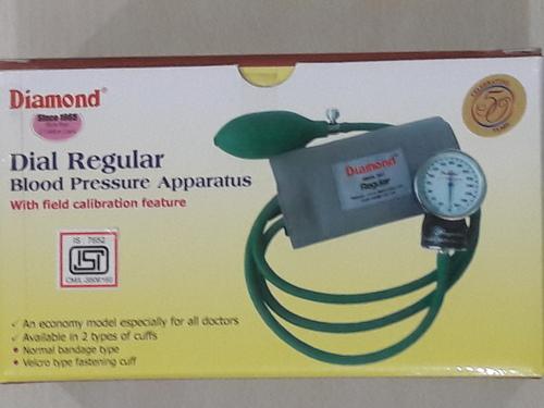 B.P Apparatus Dial Type