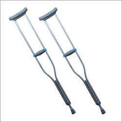 Hight Adjustable Crutches