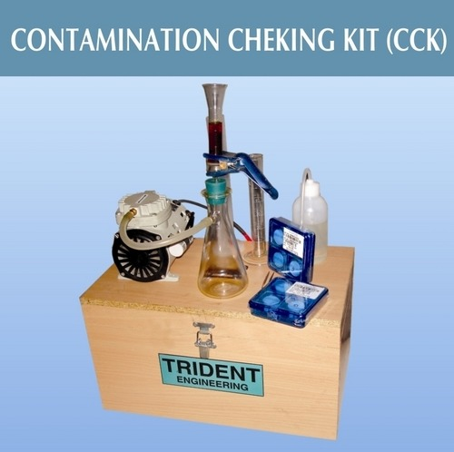 Contamination Cheking Kit