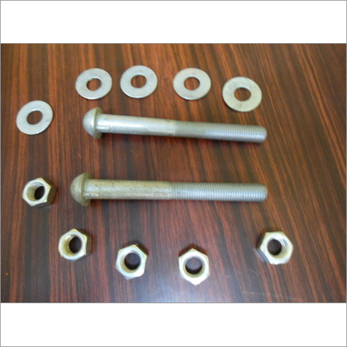 Bolt Nut and Washer