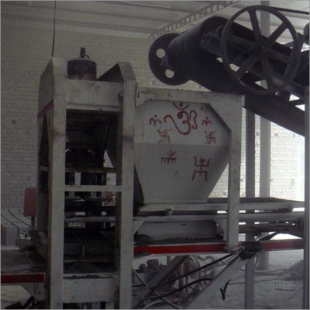 Interlocking Brick Block Machine