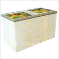 Glass Top Freezers From 108 Ltrs. to 465 Ltrs