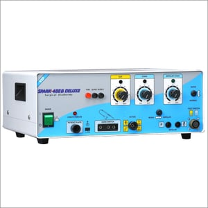 Underwater Cutting Surgical Diathermy