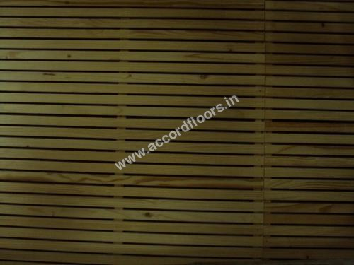 Pine Wood Acoustic Panel