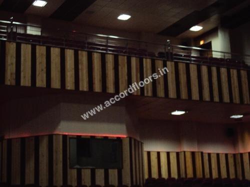 Acoustic Auditorium Wall Panels