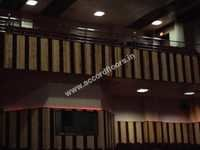 Acoustic Auditorium Wall Panels