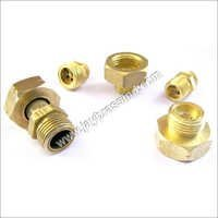 Brass Gas Non Return Valve