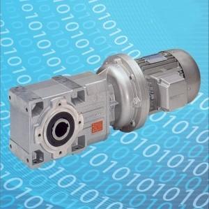 Helical-Bevel Gear Motors