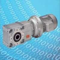 Helical-Bevel Gear Motors