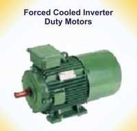 Forced Cooled Inverter Duty Motors