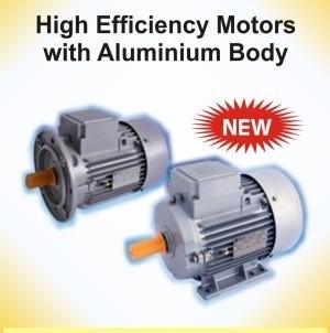 Aluminium Body Motor