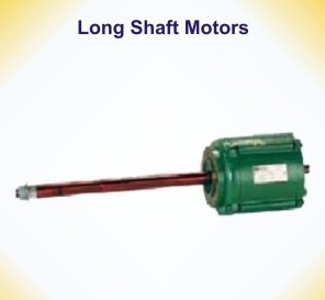 Long Shaft Motors