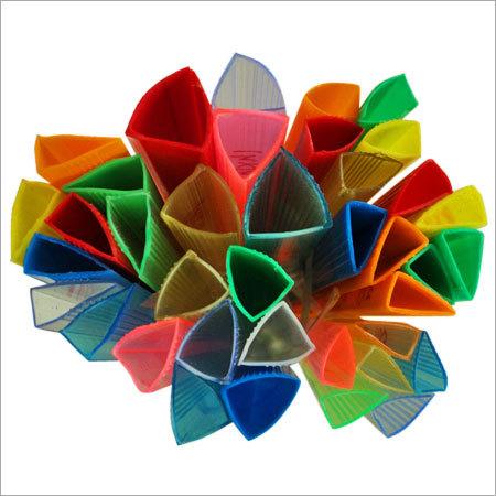 Colorful PVC Strip