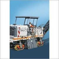 Road Milling Machine Rental Services