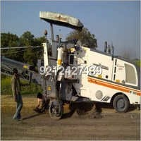 W 100 Road Milling Machine