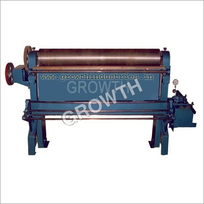 Hydraulic Calender Machine