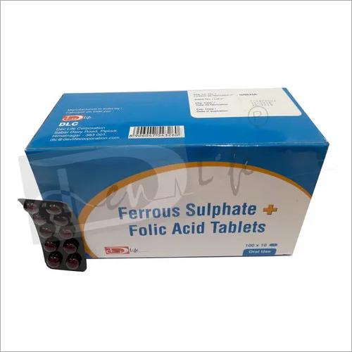 Ferrous Sulphate & Folic Acid