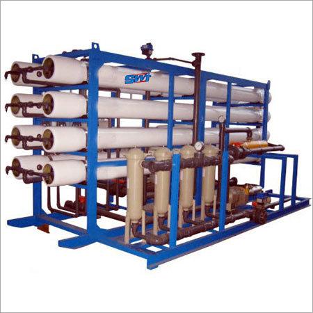 Sea Water Desalination System