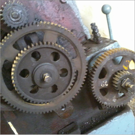 Earth Moving Machinery Spares