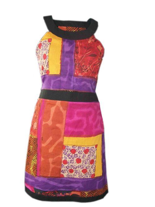 Ladies sleeveless tunic