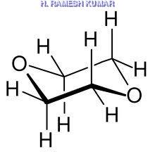 1:4 Dioxane ( Diethylene dioxide  )