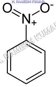 Nitro Benzene ( Nitrobenzol Oil of mirbane )