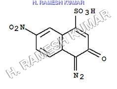 6-Nitro Diazo acid (Nitrodioxyzyd acid)
