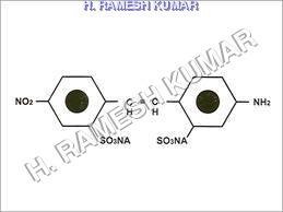 Nitro Amino Stilbene Di Sulphonic Acid ( NASDA )