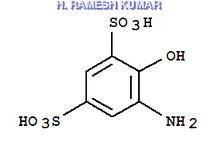 Ortho Amino phenol 4:6 Disulfonic acid O.A.P.4:6 D