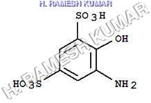 Ortho Amino phenol 4:6 Disulfonic acid (O.A.P.4:6 D)