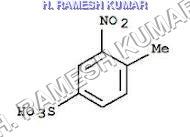 2 Nitro Toluene 4 Sulphonic Acid ( O.N.T.P.S.A )