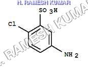 Ortho Chloro Aniline 5 Sulphonic Acid ( OCA 5 SA )