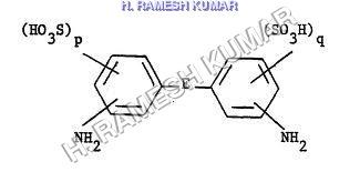 Para Toluidine 2:5 disulphonic acid  (P.T.2 :5 D.S.A)