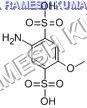 P-Anisidine 2:5 disulphonic acid  (P.A.2 :5 D.S.A)