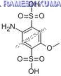 P-Anisidine 2:5 disulphonic acid  P.A.2 :5 D.S.A