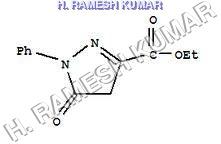 1-Phenyl-3-Carbethoxy-5- pyrazolone (1:3:5 P.C.P)